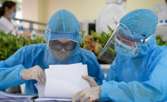 Người đàn ông từ Nga về trở thành bệnh nhân COVID-19 thứ 1.169 của Việt Nam - Ảnh 1.