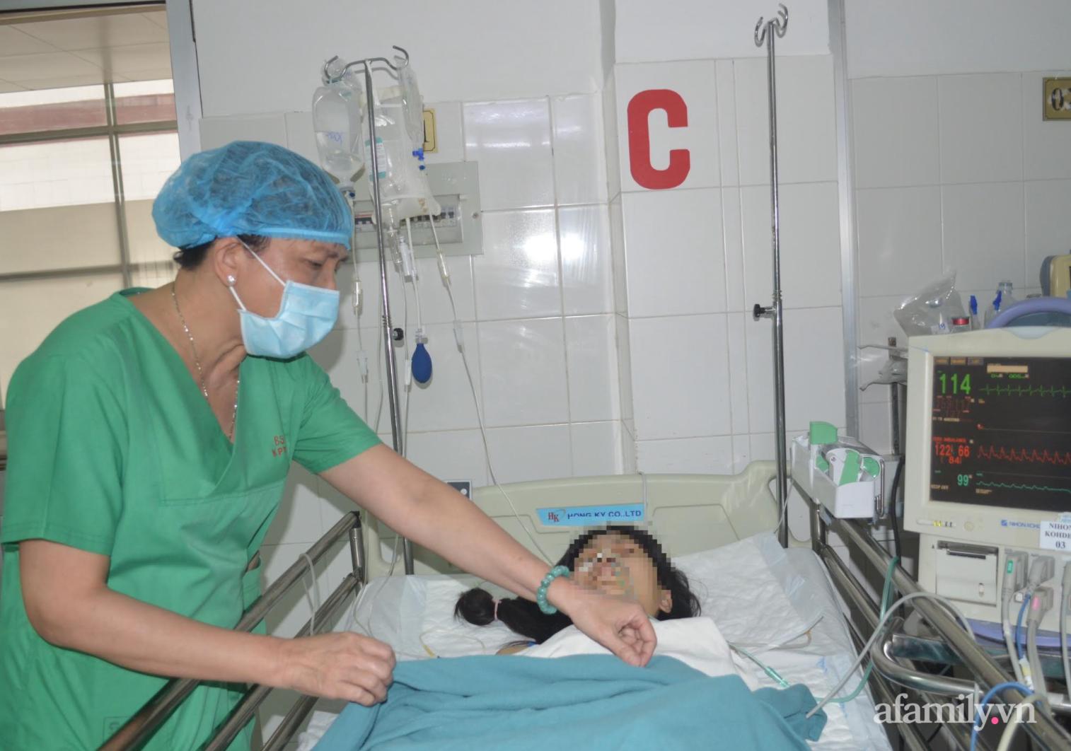 Tai nạn kinh hoàng: Cô gái 22 tuổi ngã ra đường bị container cán qua người được cứu sống thần kỳ - Ảnh 3.