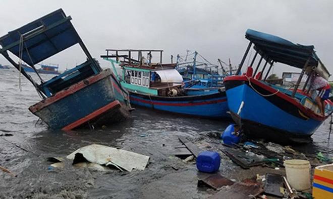 Bão số 9 năm nay được dự báo mạnh tương đương bão Damrey trong lịch sử, vậy bão Damrey từng có sức tàn phá kinh hoàng thế nào? - Ảnh 6.