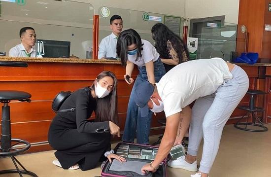 Kaity Nguyễn theo đuổi hình tượng quyến rũ, Hải Băng tung ảnh gia đình hạnh phúc - Ảnh 4.