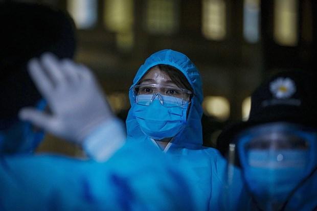 Người từ Angola về mắc COVID-19, Việt Nam có 1.173 ca bệnh - Ảnh 1.