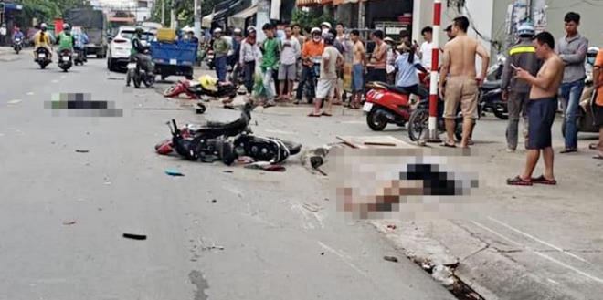 Nguyên nhân ô tô tông trọng thương chiến sĩ cảnh sát - Ảnh 2.