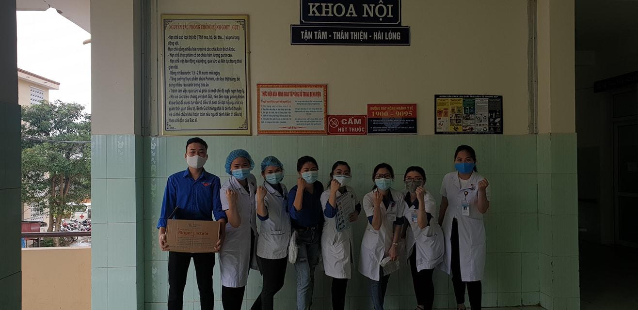 Cửa hàng 0 đồng trong bệnh viện biên giới Quảng Bình - Ảnh 7.