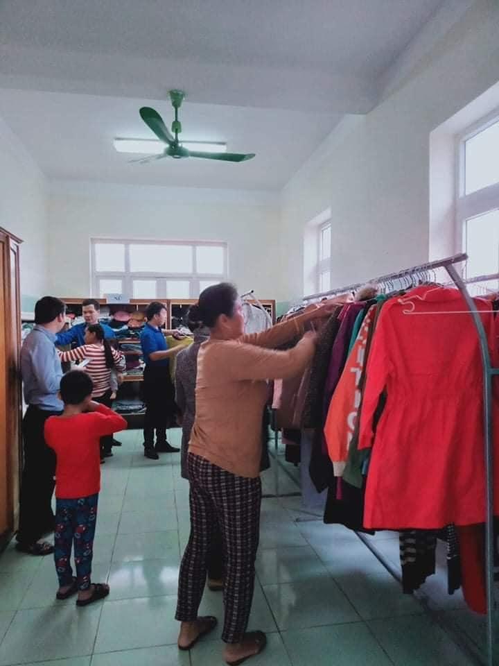 Cửa hàng 0 đồng trong bệnh viện biên giới Quảng Bình - Ảnh 3.