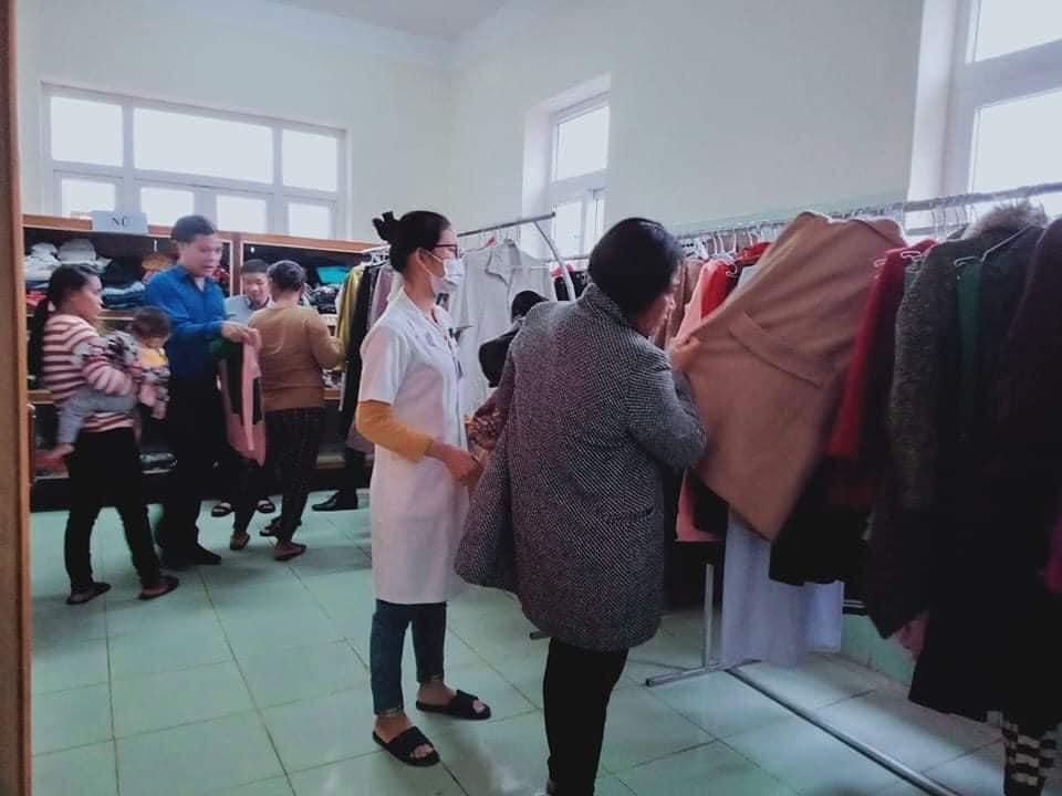 Cửa hàng 0 đồng trong bệnh viện biên giới Quảng Bình - Ảnh 2.