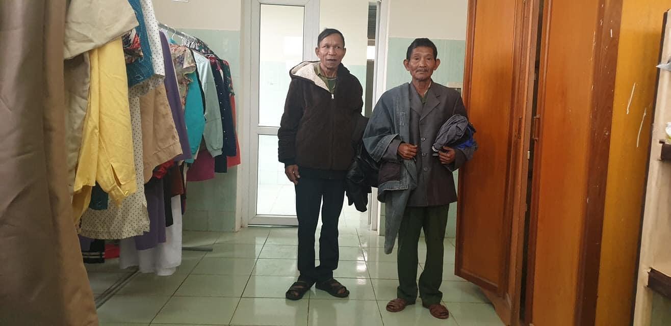 Cửa hàng 0 đồng trong bệnh viện biên giới Quảng Bình - Ảnh 1.