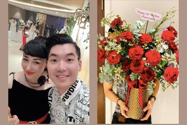 Hà Hồ gây chú ý khi tung ảnh cưới, Hà Tăng và ông xã sánh đôi tình tứ tại sự kiện - Ảnh 3.