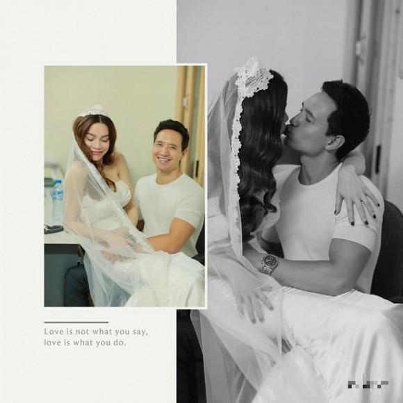 Hoàng Thùy Linh gây sốt với loạt ảnh hậu trường, Trương Ngọc Ánh  - Trần Bảo Sơn mở tiệc sinh nhật con gái - Ảnh 3.
