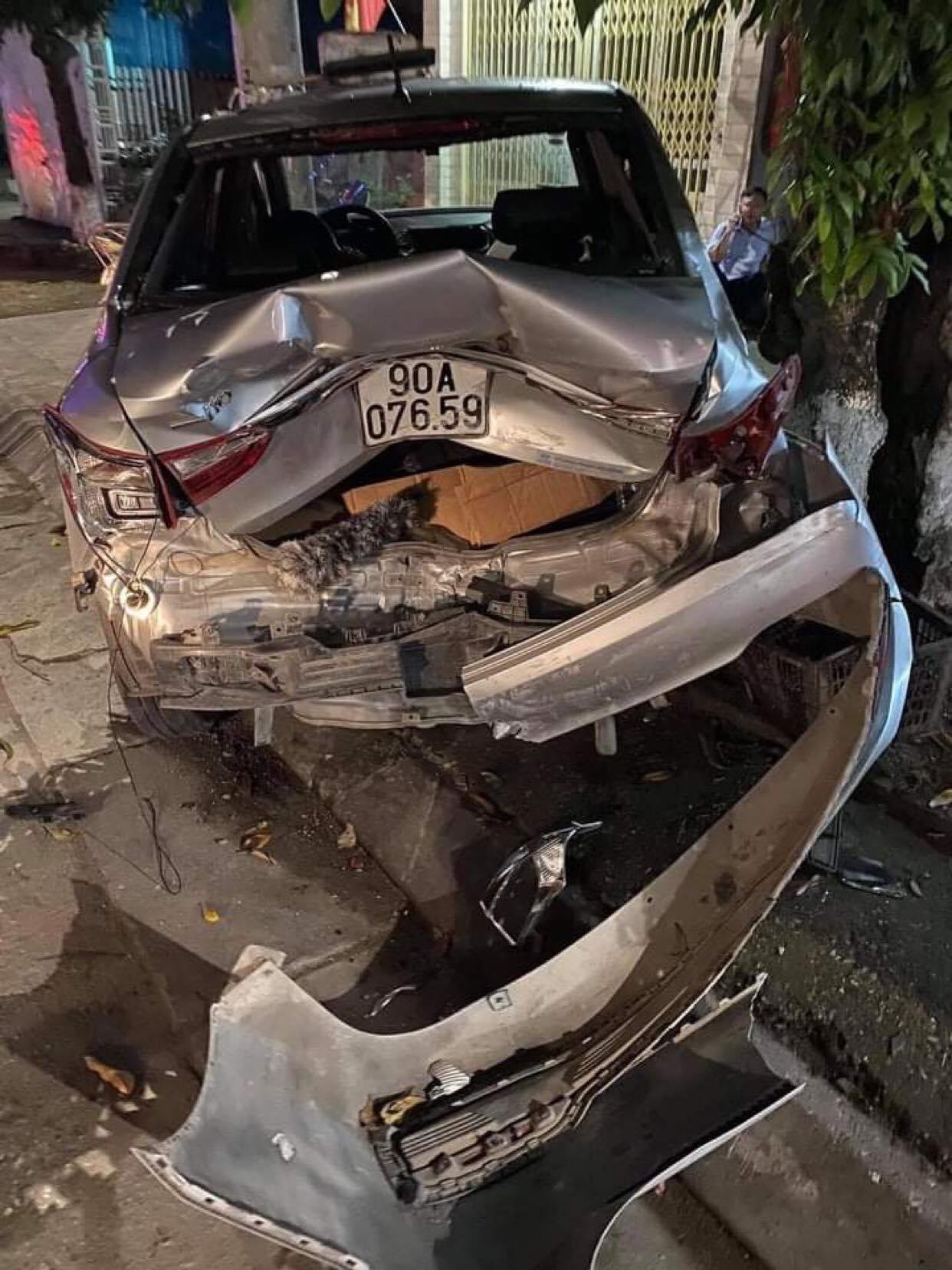 Vụ nữ lao công bị xe ô tô đi ngược chiều tông tử vong ở Hưng Yên: Lái xe gây tai nạn là Thanh tra viên Sở GTVT - Ảnh 1.