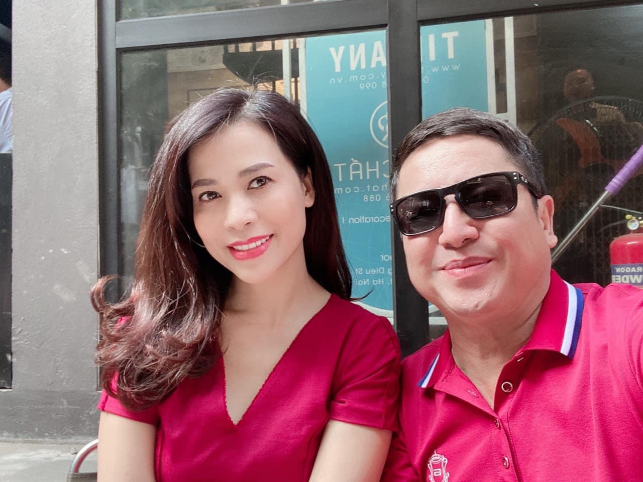 Những khoảnh khắc ngọt ngào của Danh hài Chí Trung và bạn gái kém 17 tuổi - Ảnh 3.