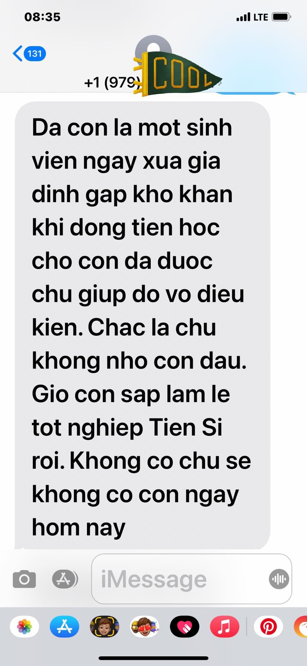 Câu chuyện cảm động của Đàm Vĩnh Hưng khi nhận loạt tin nhắn của người lạ - Ảnh 4.