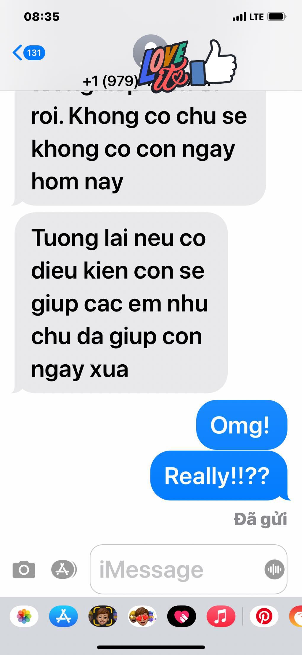 Câu chuyện cảm động của Đàm Vĩnh Hưng khi nhận loạt tin nhắn của người lạ - Ảnh 5.