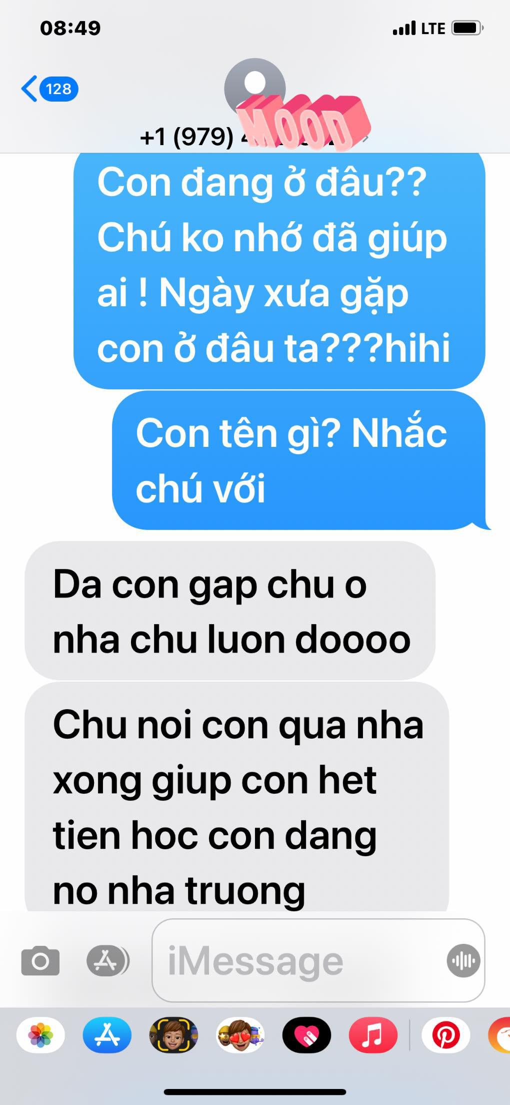 Câu chuyện cảm động của Đàm Vĩnh Hưng khi nhận loạt tin nhắn của người lạ - Ảnh 8.