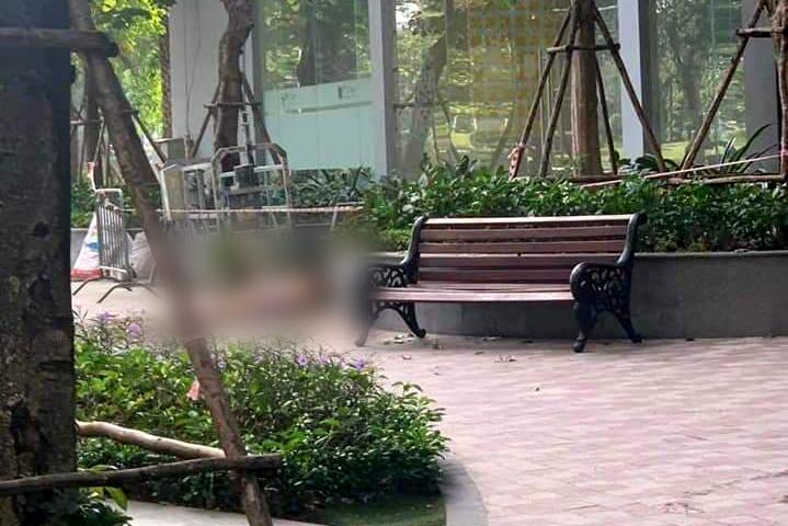 Người phụ nữ tử vong khi rơi từ tầng cao chung cư trong khu đô thị ở Sài Gòn - Ảnh 1.
