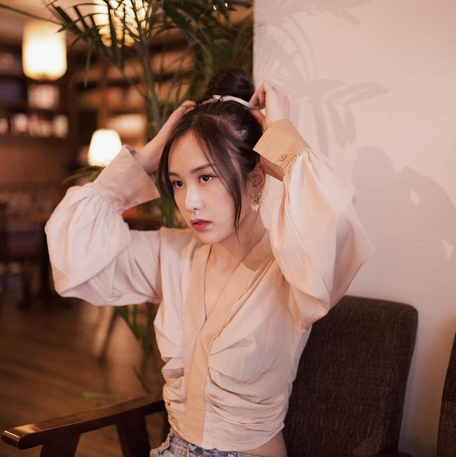 Con gái út xinh đẹp của NSND Trần Nhượng: Từng tủi thân khi gia đình ly tán và không muốn dựa vào danh tiếng của bố  - Ảnh 3.