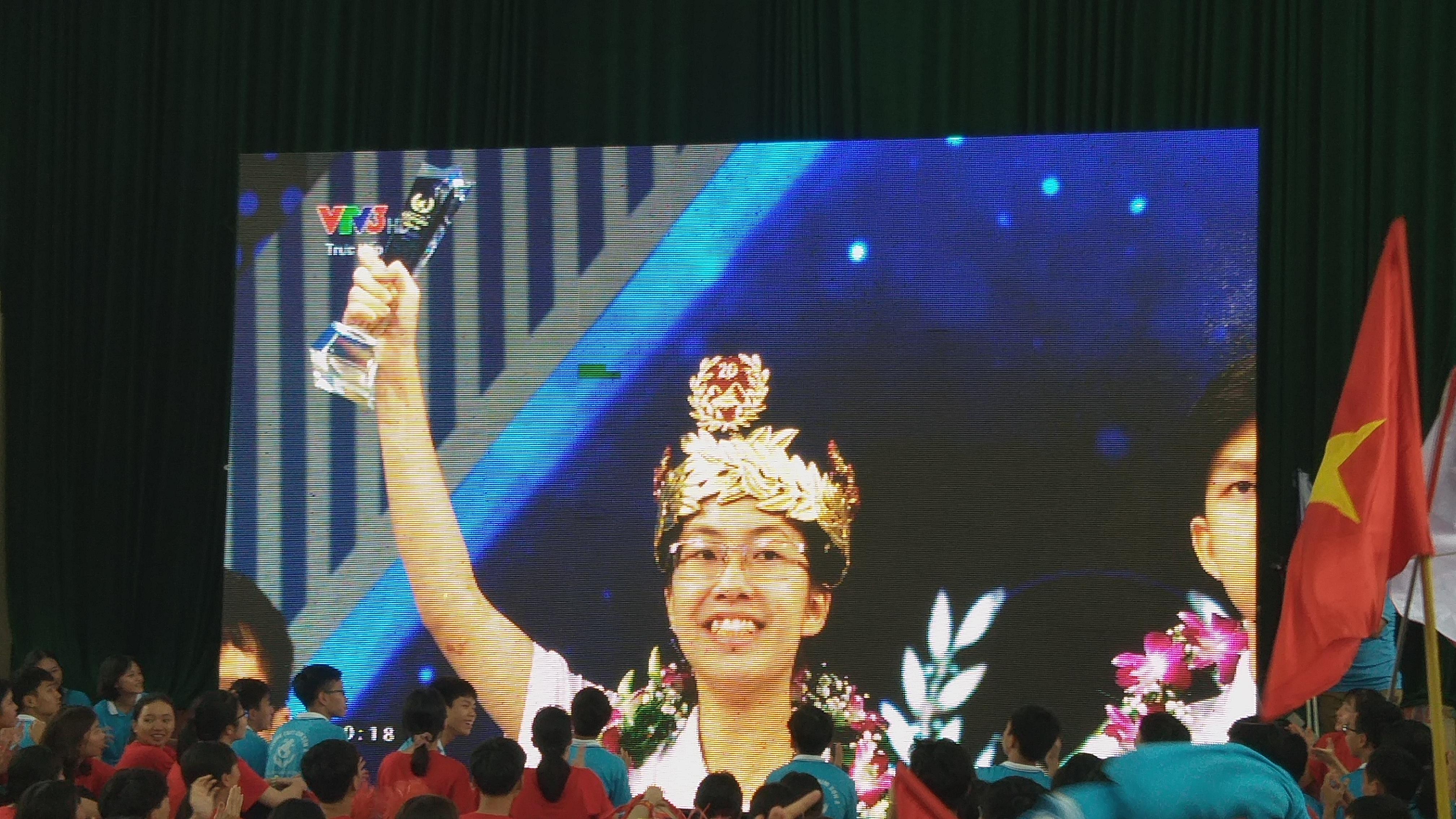 Xuất sắc về đích thí sinh Ninh Bình giành vòng nguyệt quế Đường lên đỉnh Olympia  - Ảnh 3.