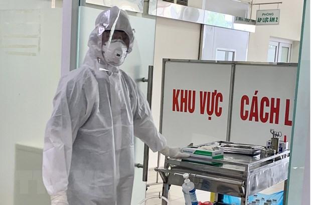 Thêm 5 ca nhập cảnh mắc COVID-19, Việt Nam có 1074 ca bệnh - Ảnh 1.