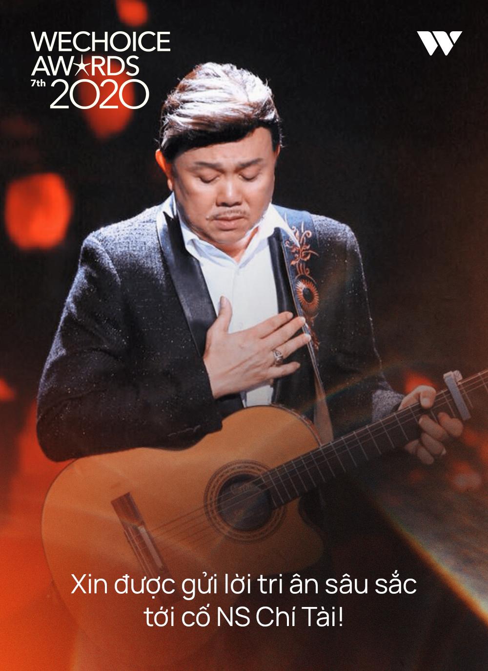 WeChoice Awards 2020: Lời tri ân sâu sắc của hàng trăm ngàn khán giả dành cho cố nghệ sĩ Chí Tài! - Ảnh 5.