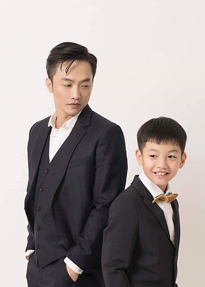 """Hà Hồ tiết lộ ảnh Subeo lúc 5 tuổi, gương mặt như """"bản sao Cường Đô La"""" - Ảnh 3."""
