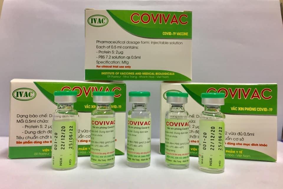 Hôm nay, tiêm thử nghiệm vắc xin COVID-19 thứ 2 của Việt Nam trên người tình nguyện - Ảnh 1.