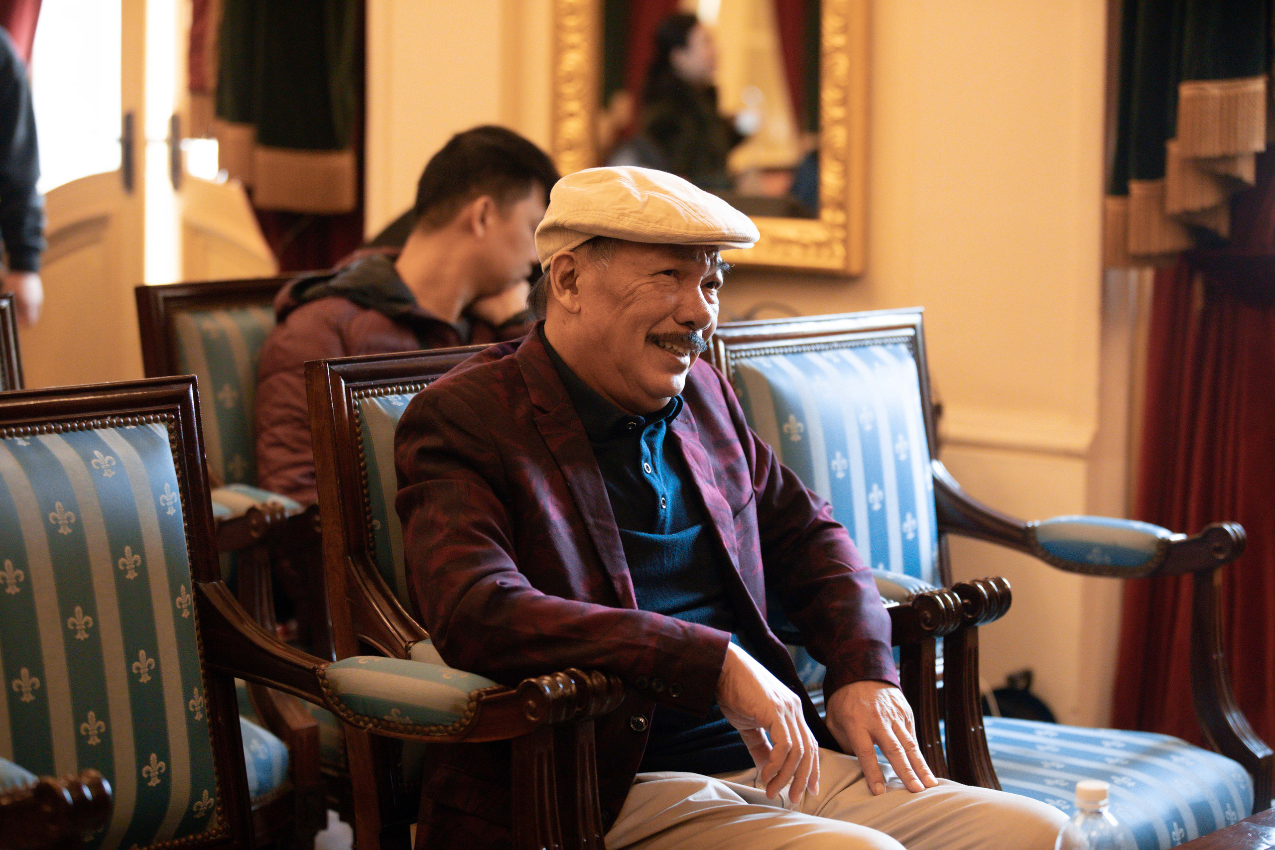 Nhạc sĩ Trần Tiến lần đầu xuất hiện sau tin đồn thất thiệt, nói rõ về tình trạng sức khỏe hiện tại - Ảnh 5.