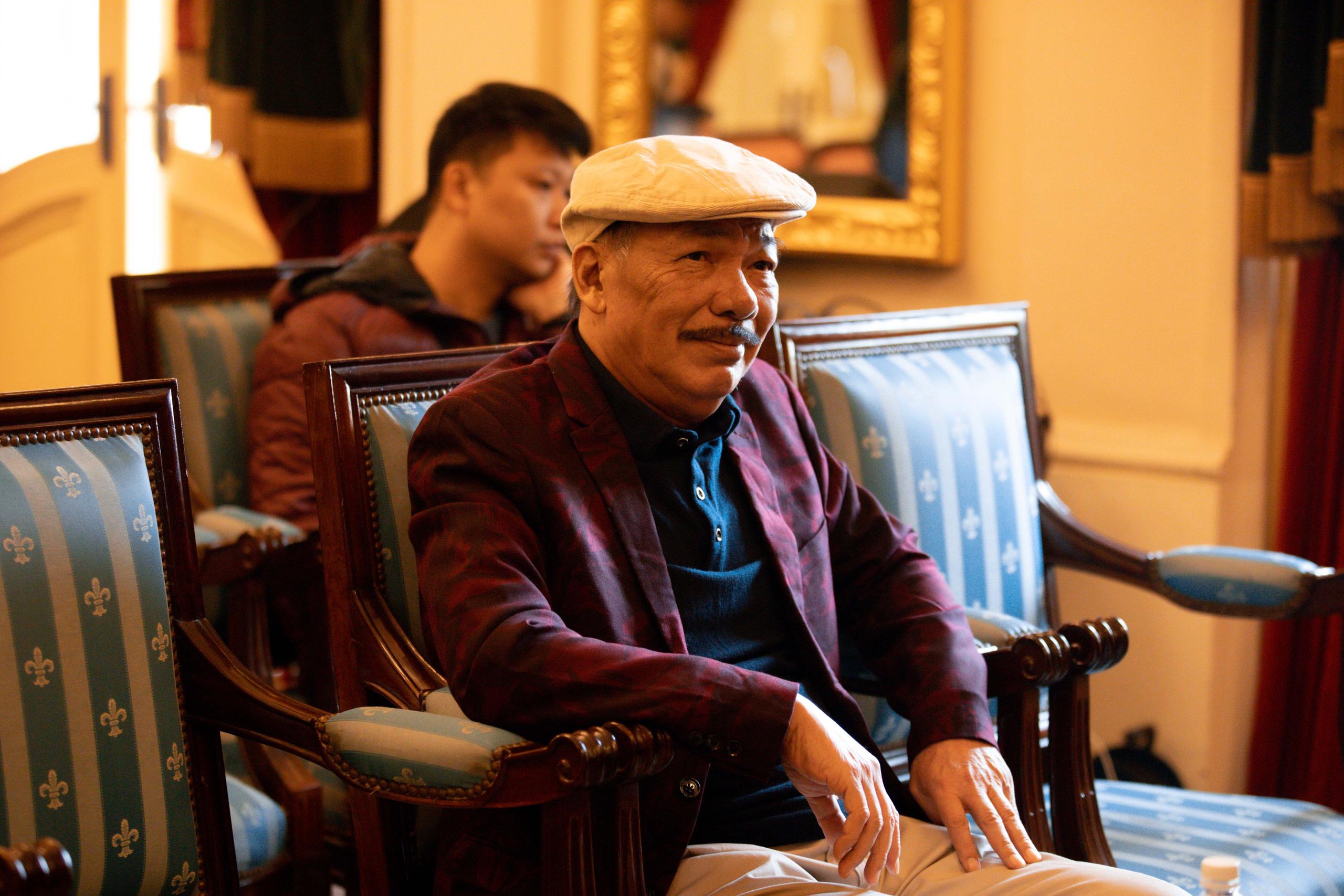 Nhạc sĩ Trần Tiến lần đầu xuất hiện sau tin đồn thất thiệt, nói rõ về tình trạng sức khỏe hiện tại - Ảnh 4.