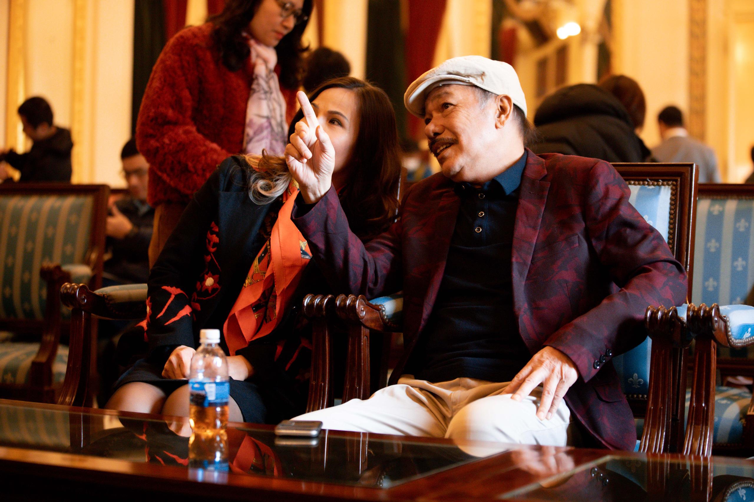 Nhạc sĩ Trần Tiến lần đầu xuất hiện sau tin đồn thất thiệt, nói rõ về tình trạng sức khỏe hiện tại - Ảnh 7.