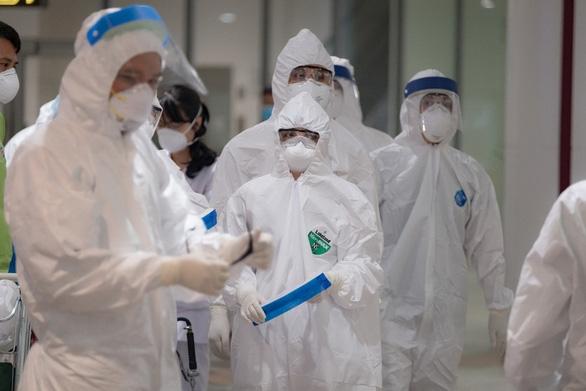 Việt Nam ghi nhận ca mắc COVID-19 thứ 1.549 là người nhập cảnh - Ảnh 1.