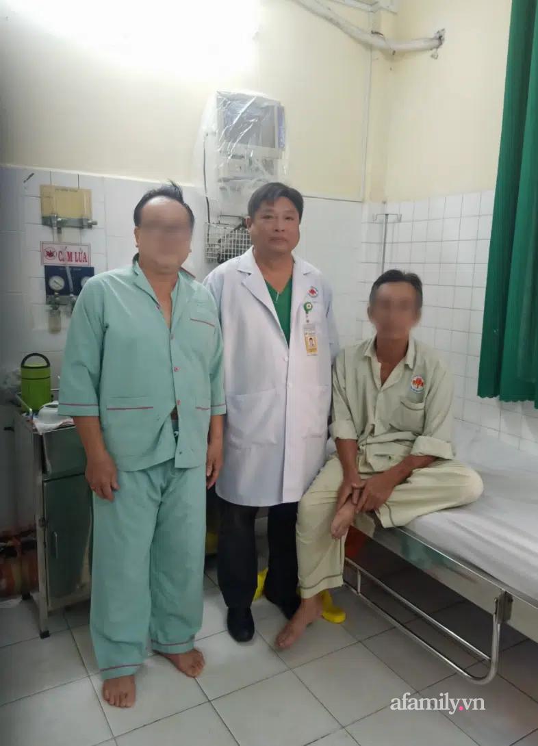 Bác sĩ Sài Gòn cứu 2 bệnh nhân bị nhồi máu cơ tim nguy kịch khi thời tiết chuyển lạnh dịp Tết - Ảnh 3.