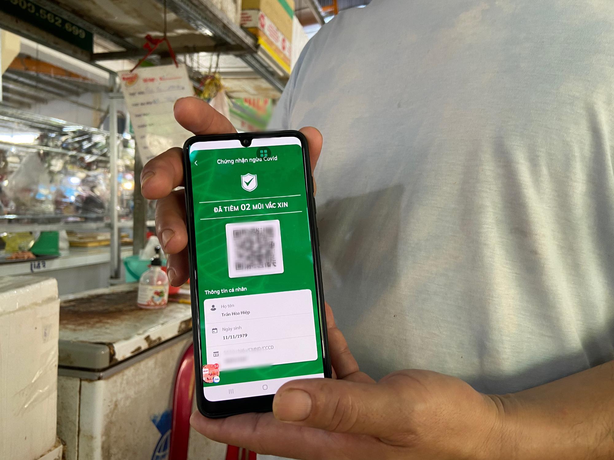 TP.HCM: Chợ truyền thống ế ẩm sau dịch - Ảnh 2.