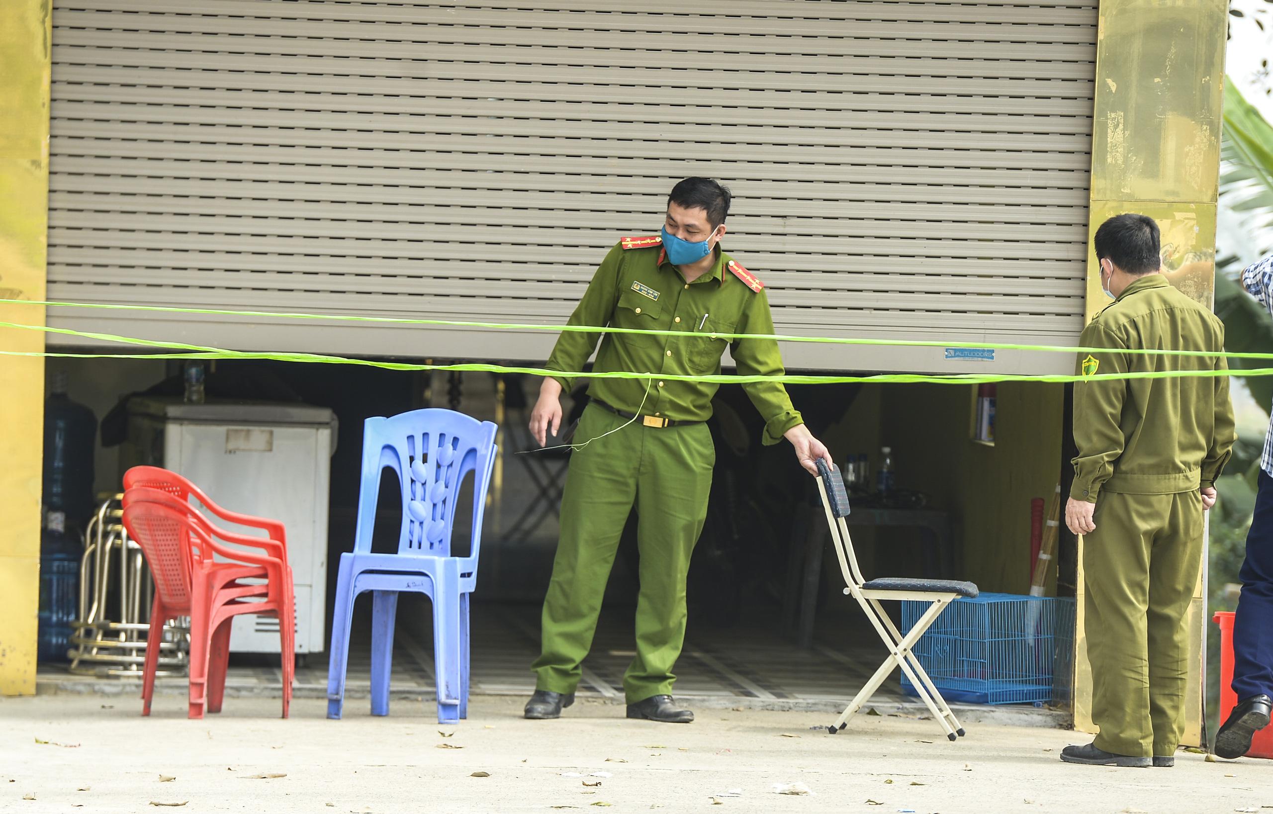 Vụ truy sát 3 người chết, 5 người bị thương tại quán karaoke: 4 người dương tính với ma tuý - Ảnh 2.