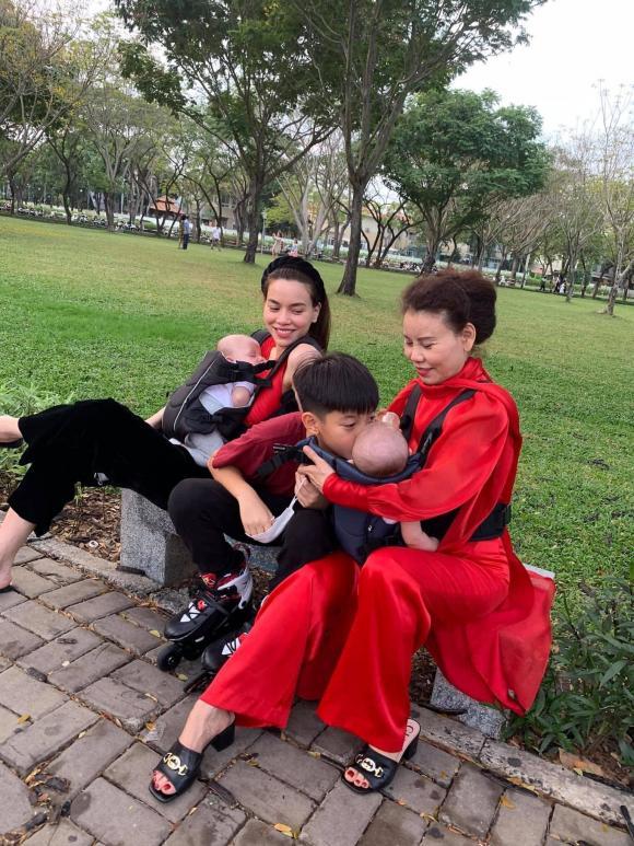Bảo Thy khoe nhan sắc trẻ trung, Phương Khánh tự tin tạo dáng trên xe buýt - Ảnh 10.
