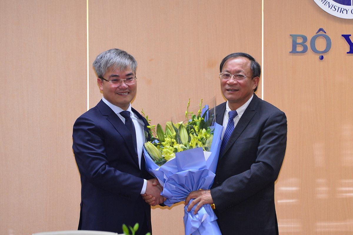 Bộ Y tế bổ nhiệm ông Trần Tuấn Linh giữ chức vụ Tổng Biên tập Báo Sức khỏe và Đời sống - Ảnh 4.