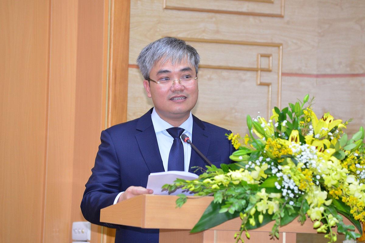 Bộ Y tế bổ nhiệm ông Trần Tuấn Linh giữ chức vụ Tổng Biên tập Báo Sức khỏe và Đời sống - Ảnh 5.