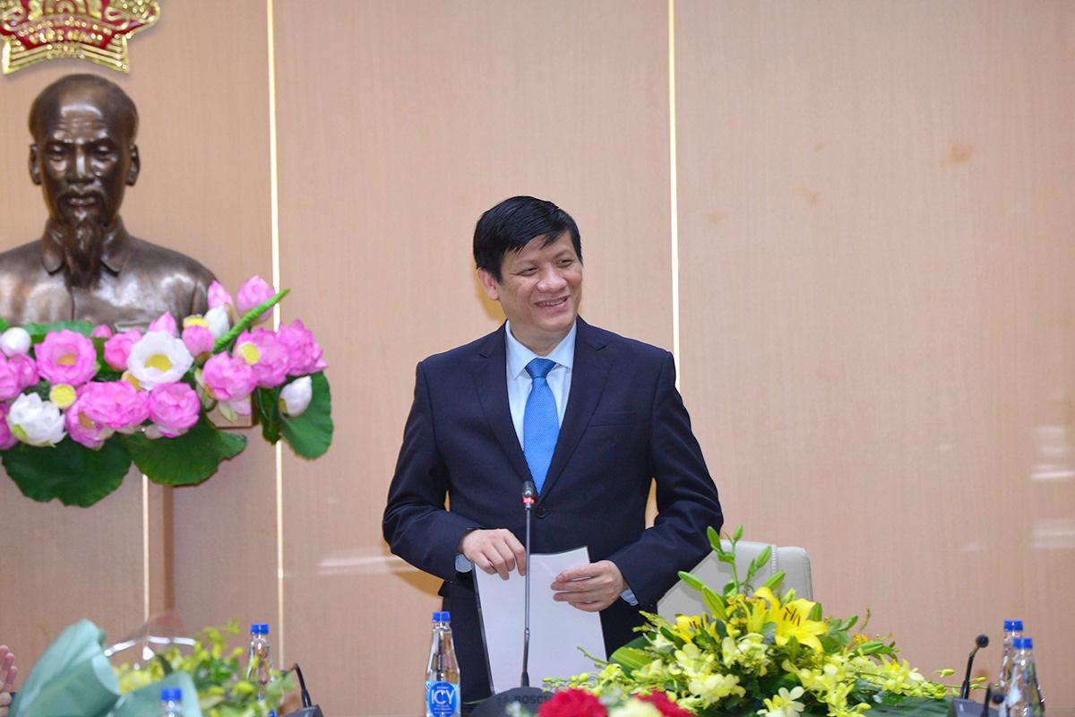 Bộ Y tế bổ nhiệm ông Trần Tuấn Linh giữ chức vụ Tổng Biên tập Báo Sức khỏe và Đời sống - Ảnh 2.