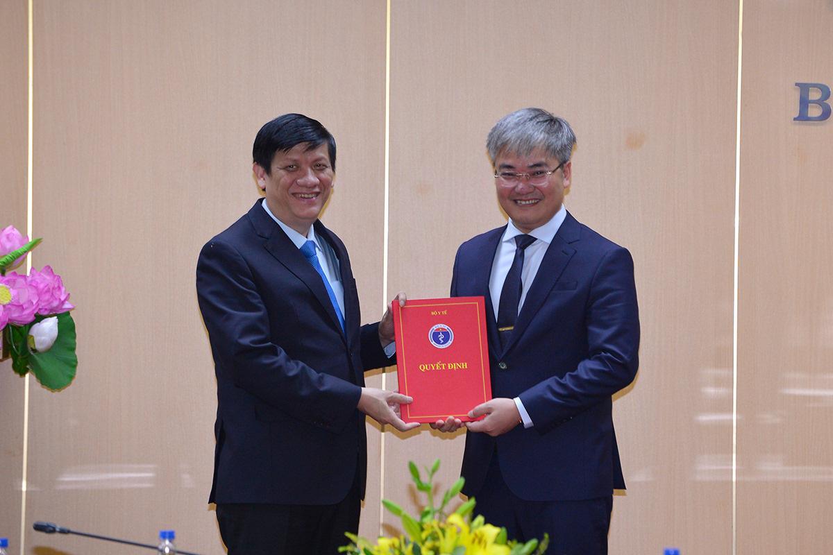 Bộ Y tế bổ nhiệm ông Trần Tuấn Linh giữ chức vụ Tổng Biên tập Báo Sức khỏe và Đời sống - Ảnh 1.
