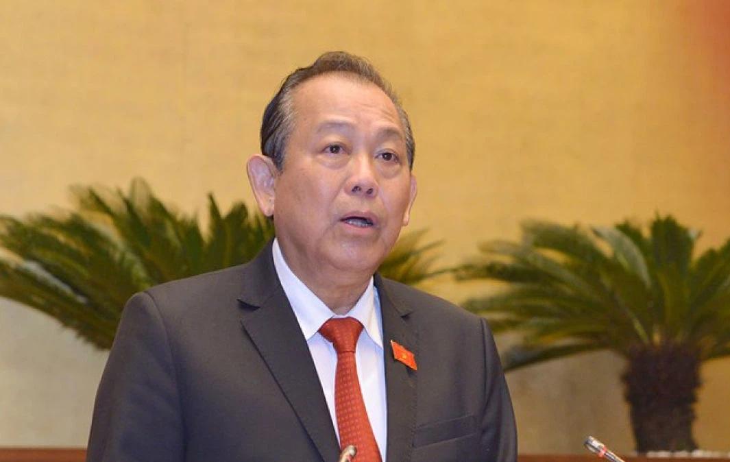 Phó Thủ tướng chỉ đạo xử lý nghiêm đối tượng sàm sỡ phụ nữ ở Hồ Tây - Ảnh 1.
