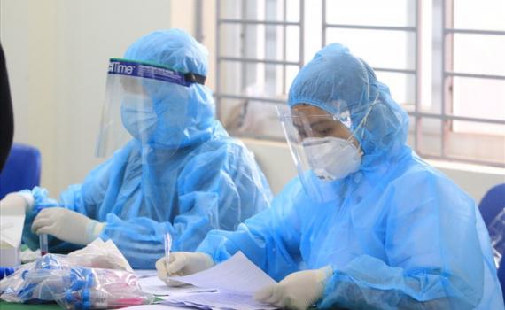 Chiều 11/4, Việt Nam thêm 1 ca nhập cảnh mắc COVID-19 - Ảnh 1.