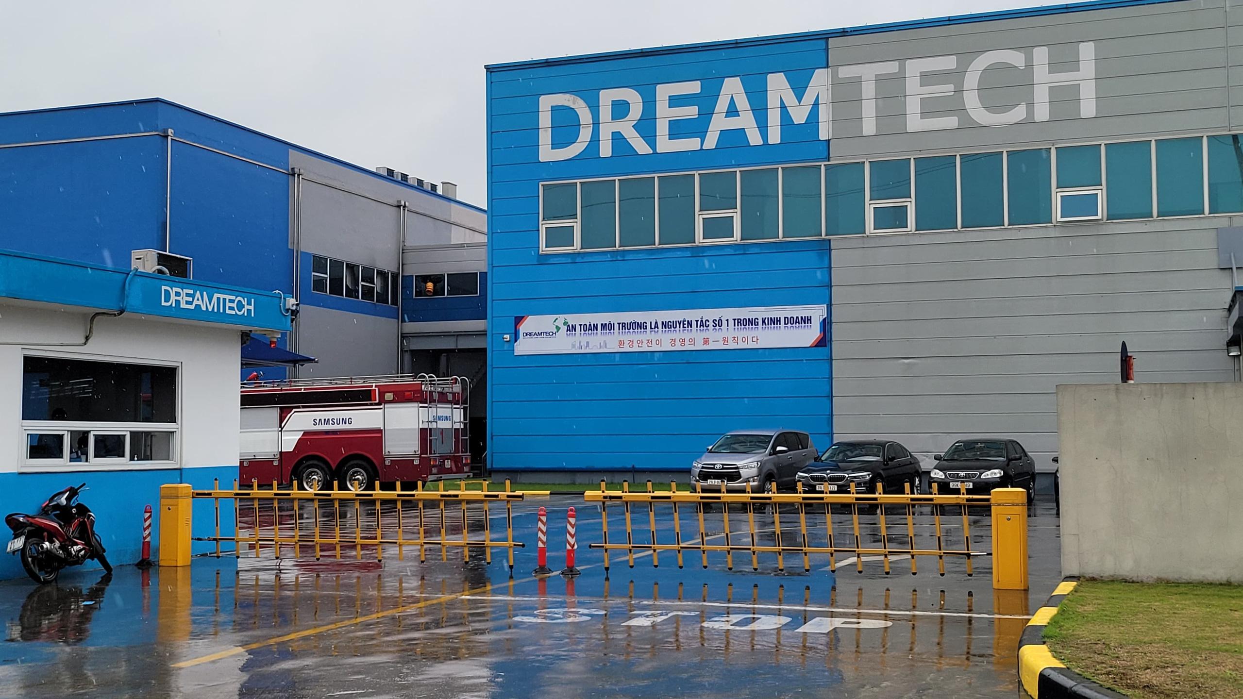 Cháy xưởng sản xuất ở Bắc Ninh khiến 3 công nhân tử vong - Ảnh 1.