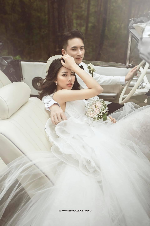 Nhìn ảnh cưới của Phan Mạnh Quỳnh mà mê mẩn trước nhan sắc cô dâu: Từ gương mặt đến vóc dáng gợi cảm chẳng kém Hoa hậu - Ảnh 3.