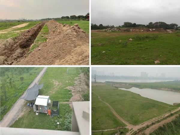 """Hà Nội: UBND phường Long Biên cho cá nhân ở phường khác """"quản lý giúp"""" hơn 300 ngàn m2 đất khu bãi sông Hồng - Ảnh 1."""