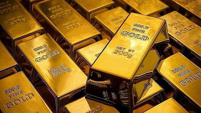 Giá vàng hôm nay 7/4: Nhảy vọt, áp sát ngưỡng 1.750 USD - Ảnh 1.