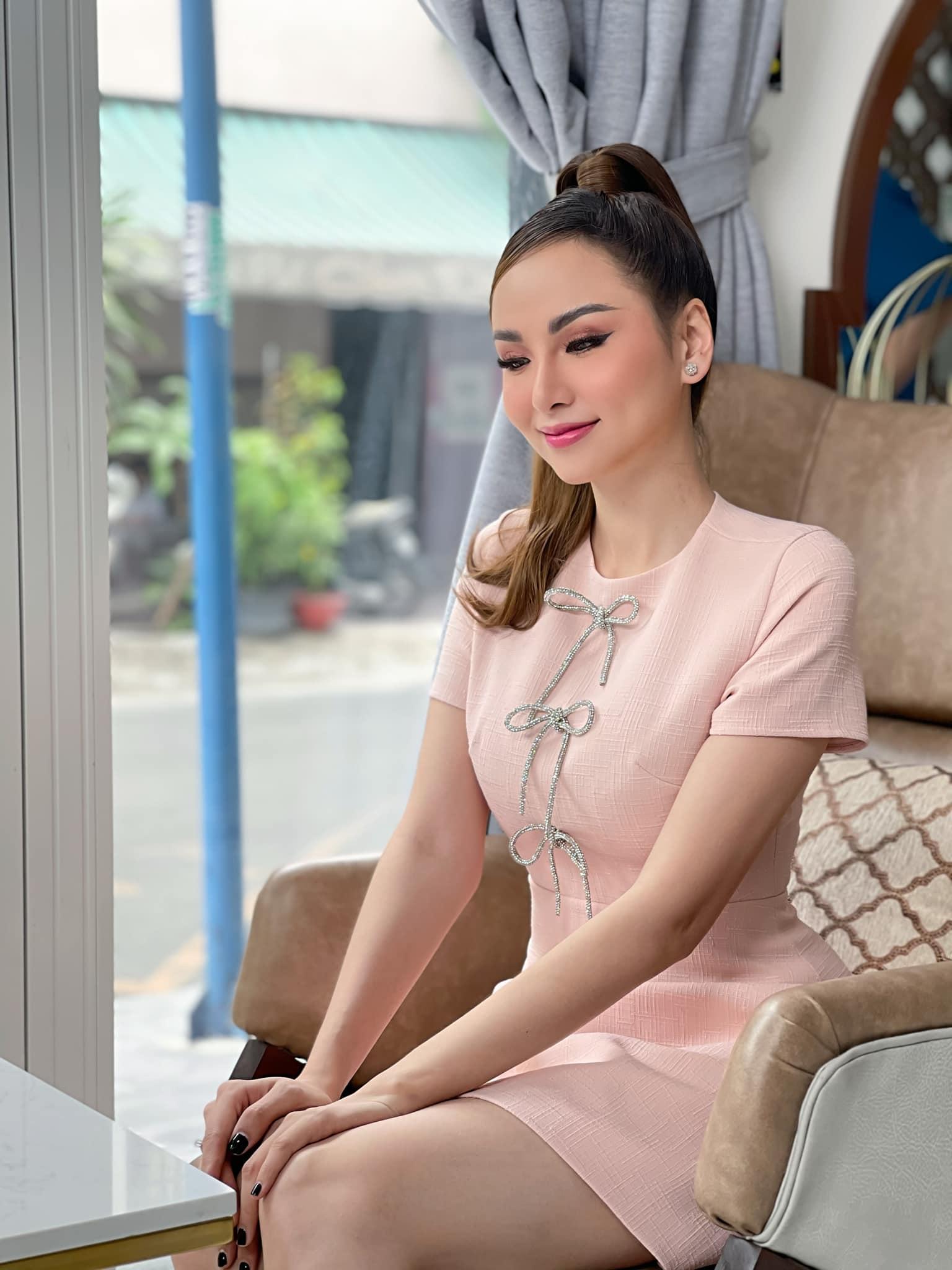 Hoa hậu Diễm Hương: Tôi bị bệnh hiếm, căn bệnh mà 10.000 người mới có 1 người bị - Ảnh 4.