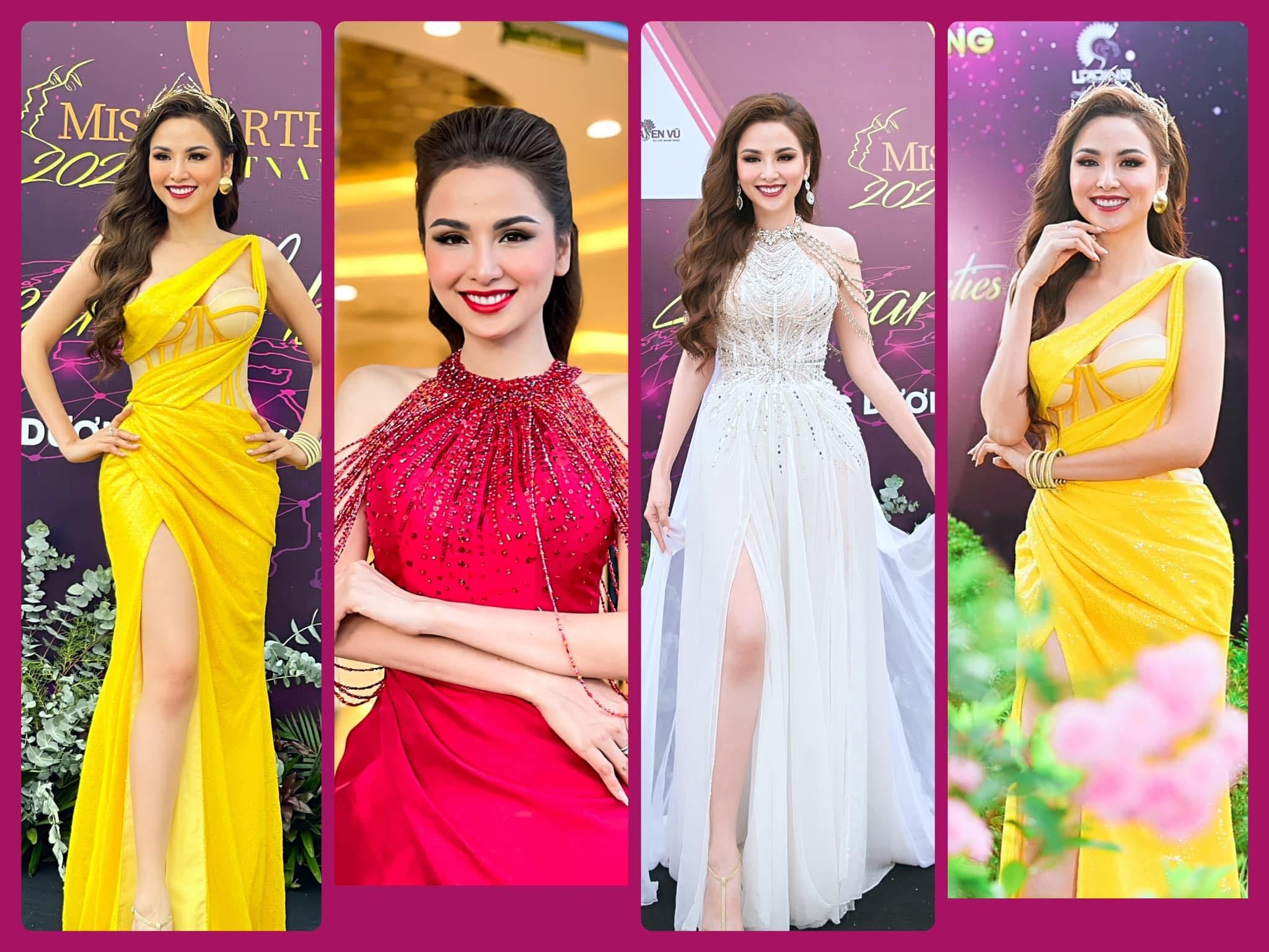 Hoa hậu Diễm Hương: Tôi bị bệnh hiếm, căn bệnh mà 10.000 người mới có 1 người bị - Ảnh 1.