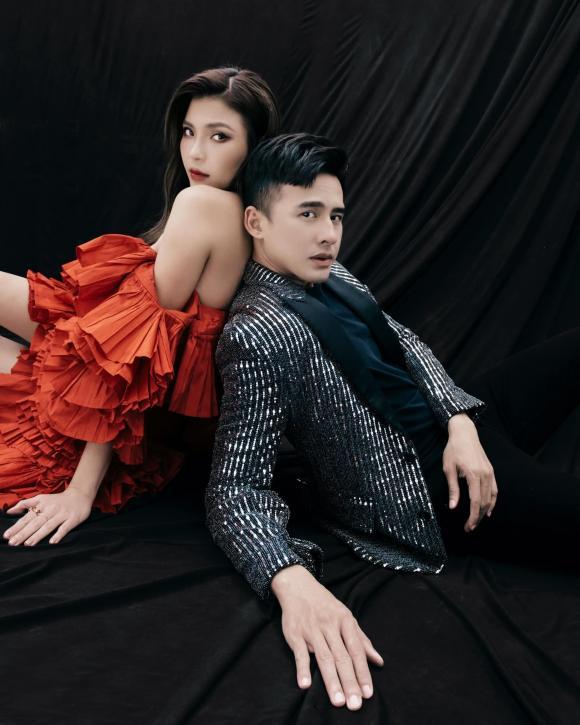 Jang Mi khoe nhan sắc tươi trẻ, Chi Bảo tình tứ bên vợ doanh nhân  - Ảnh 4.
