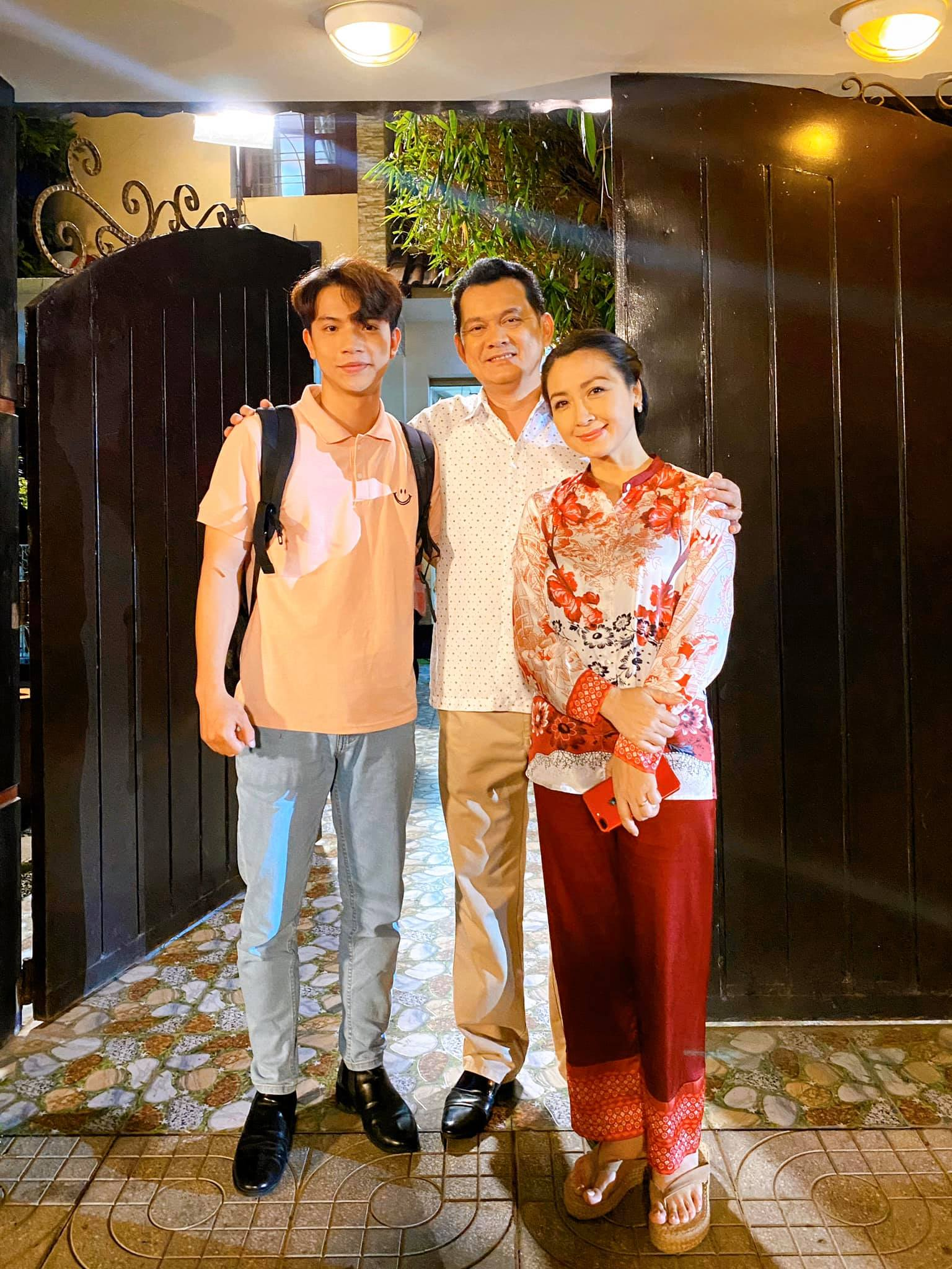 Diễn viên Khánh Huyền và hôn nhân thứ 2: Ông xã rất quý và chăm bé như cha đẻ - Ảnh 8.