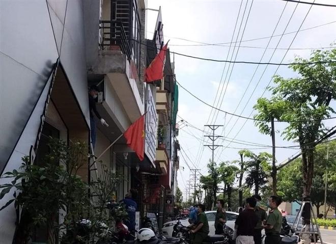 Vĩnh Phúc bắt giữ 52 người Trung Quốc nhập cảnh trái phép - Ảnh 1.
