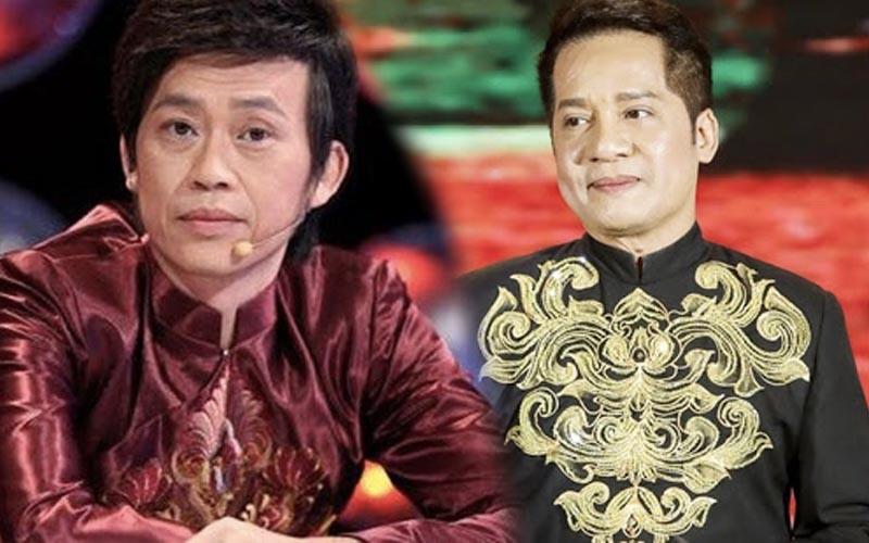 Hoài Linh chính thức trở lại ghế nóng, cùng Minh Nhí làm giám khảo Thách Thức Danh Hài - Ảnh 1.