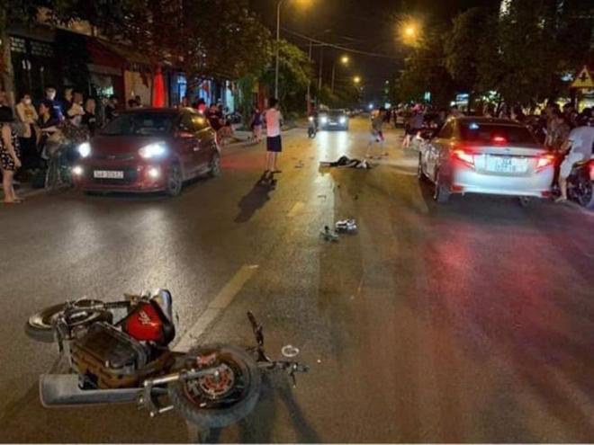 Xác định danh tính tài xế 'xe điên' tông chết nữ sinh rồi bỏ chạy ở Hải Dương - Ảnh 2.