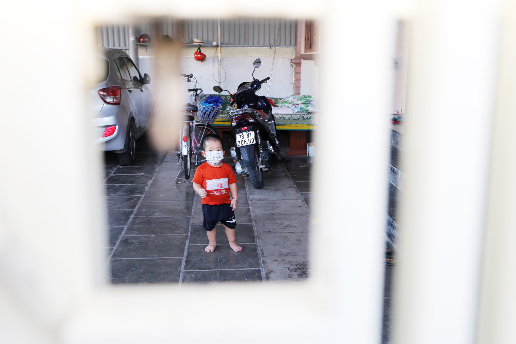 Cuộc sống người dân làng xuất ngoại ở Hà Tĩnh sau ngày phong tỏa - Ảnh 6.
